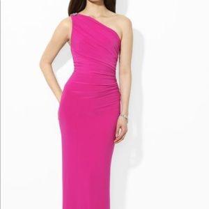 Lauren Ralph Lauren Fucsia Dress Size 8